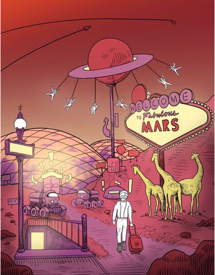 2019-Welcome-to-Mars